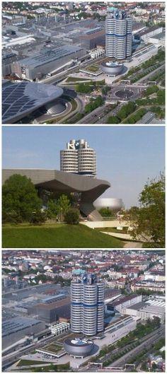 BMW Munich :) <3