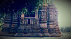 Back side of sun temple,  Gujarat