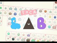 Another fun playtime App by Toca Boca AB but this time one thats more science driven. Toca Lab is an app that let your kids conduct safe little experiments o. Kindergarten, Apps, Game Design, Science Nature, Play, Youtube, Periodic Table, Ideas, Chemistry