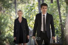 Vampire diaries: paul wesley, candice king on whether the show should end in hell Vampire Diaries Stefan, Caroline From Vampire Diaries, Vampire Diaries Ending, Vampire Diaries Spoilers, Vampire Diaries Quotes, Vampire Diaries Wallpaper, Vampire Diaries The Originals, Caroline Forbes, Stefan E Caroline