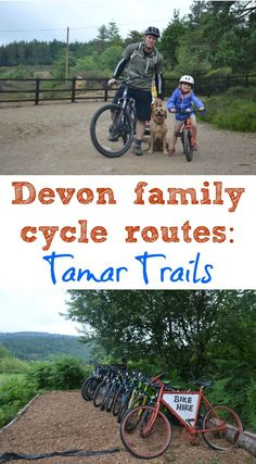 If you're looking for Devon family cycle routes then you'll find plenty around the Tamar Valley. Here's a review of our day at the Tamar Trails with kids