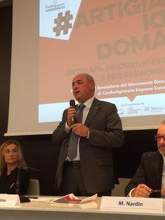 #artigianididomani Domenico Massimino