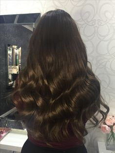 Hair Balayage Long Brunettes 69 Ideas For 2019 Long Brunette, Brunette Hair, Beautiful Long Hair, Gorgeous Hair, Waist Length Hair, Stylish Hair, Balayage Hair, Dark Hair, Hair Looks