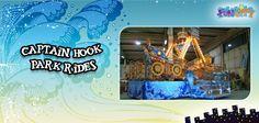 Captain Hook Park Ride at Fun City Islamabad Pakistan.