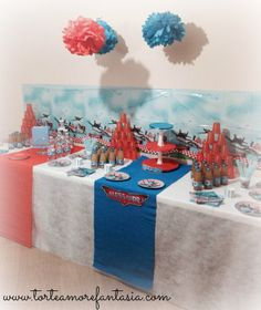#Disney #Planes #Party #Personalizzati #Baby www.torteamorefantasia.com