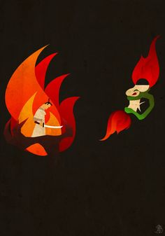 """A poster to celebrate the reboot of the Samurai Jack series! """"Samurai Jack"""" and all related characters and all related characters and elements are . Samurai Jack Wallpapers, Samurai Jack Aku, Ashi Samurai Jack, Samurai Artwork, Small Canvas Paintings, Jack Tattoo, Jack And Jack, Cute Pokemon, Fan Art"""