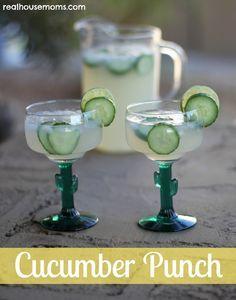 Cucumber Punch