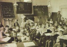 Kulturreferat Technik - Schulklasse 1925