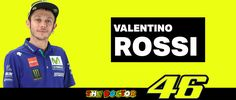 An Italian rider, born on February 16th, 1979 in Urbino, Italy. Rossi was riding bikes from an early age; the credit goes to the encouragement of his father Graziano, who himself a former Grand Prix winner. Later the start in go-karts, Rossi progressed to mini-motos and quickly showed a talent for two-wheels,  in 1992 becoming the regional champion.  The following few years saw him quickly rise through the ranks of junior road racing, claiming the Italian Sports Production Ch