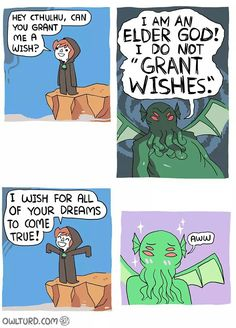 """26 Devilishly Funny Comics About Being In Hell - Funny memes that """"GET IT"""" and want you to too. Get the latest funniest memes and keep up what is going on in the meme-o-sphere. Stupid Funny, Funny Cute, Really Funny, Hilarious, Funny Stuff, Cute Comics, Funny Comics, Shen Comics, Owlturd Comix"""