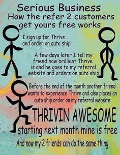 So simple! www.thrive50.le-vel.com
