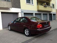 BMW 520i E39 mit Tüv, *Klima, Alu* als Limousine in Düsseldorf