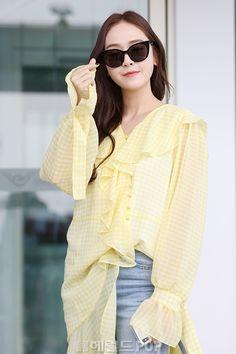 [180413] Jessica tại sân bay Incheon tới L.A.