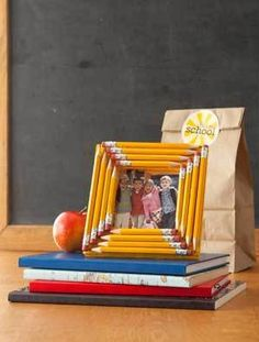 Recycle pencils