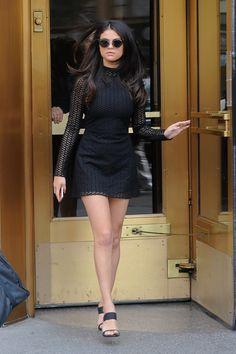 Selena Gomez le 13 octobre 2015 à New York
