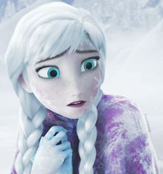 She was there for her Elsa even when Elsa didn't know who she was anymore and her heart was freezing. That's true love<3