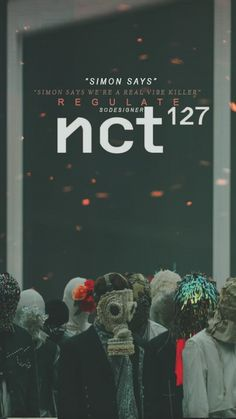 NCT 127 - Simon Says