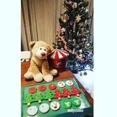 @mollyscookie #sugarart #cookies #cookie #christmascookie #christmas #merrychristmas #noel #fondant #kurabiye #sekerhamuru #cookiedecor #decoration