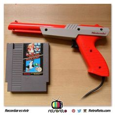 Nintendo Duck Hunt - The 11 most popular And Toys My Childhood Memories, Childhood Toys, Sweet Memories, Geeks, Old School Toys, 90s Toys, Popular Toys, 80s Kids, Duck Hunting