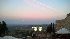 Great view tonight.   www.cookintuscany.com    #italy #culinary #cooking #school #cookintuscany #italyiloveyou #allinclusive #montepulciano #cookintuscany #italy #culinary #montefollonico #tuscany #school #class #schools #classes #cookery #cucina #travel #tour #trip #vacation #pienza #montepulciano #florence #siena #cook #cortona #pienza #pasta #montefollonico #gimignano #meyers #door #iloveitaly #underthetuscansun #wine #vineyard #pool #church #domo #gelato #dog #vino #pottery #castle