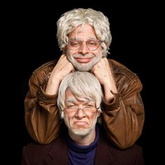 Gil Faizon and George St. Geegland are coming to your house.