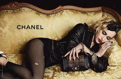 Sleeping Chanel.