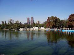 Lago de Chapultepec, Mèxico D. F.