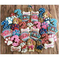 Paw Patrol #pawpatrol #pawpatrolcookies #marshall #marshallcookies…