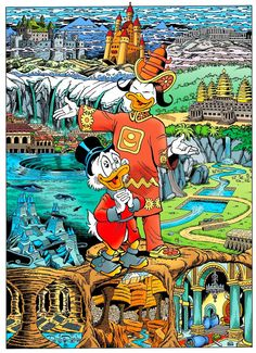 Art by Don Rosa