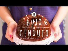 Bolo de Cenoura da Tia Jô (aka minha Sogra) | Vídeos e Receitas de Sobremesas