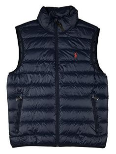 "Polo Ralph Lauren is the pinnacle of fashion and design. This down filled puffer vest is perfect to keep you warm and in style.   	 		 			 				 					Famous Words of Inspiration...""Opportunity is missed by most people because it comes dressed in overalls and looks like...  More details at https://jackets-lovers.bestselleroutlets.com/mens-jackets-coats/vests/product-review-for-ralph-lauren-polo-mens-pony-logo-down-puffer-vest/"