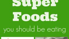 6 Fall Super Foods You Should Be Eating