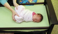 Unwrapping the controversy over swaddling - AAP 2013 Article