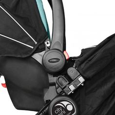 Car Seat Adapter Single - Graco® Click-Connect™ (Mounting Bracket) BJ90125