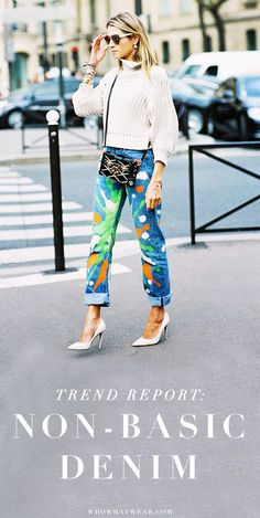 Out-of-the-box denim trends to try this season