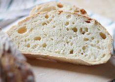 Knådfritt grytbröd Bread Recipes, Soup Recipes, Dessert Recipes, Desserts, Food Fantasy, Our Daily Bread, Rolls, Baking, Corner