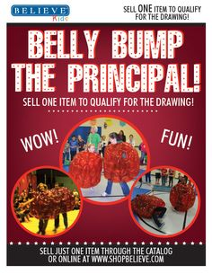 Promotions Galore | School Fundraising Ideas | School Fundraiser | BelieveKids