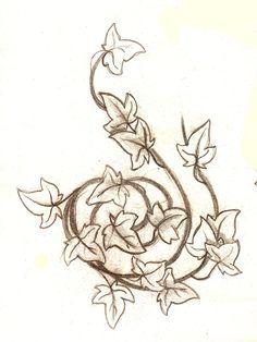 ivy tattoo & ivy tattoo _ ivy tattoo small _ ivy tattoo vines for women _ ivy tattoo black _ ivy tattoo sleeve _ ivy tattoo simple _ ivy tattoo men _ ivy tattoo vines black and white Poison Ivy Vine, Poison Ivy Plants, Flower Vine Tattoos, Tattoos For Women Flowers, Nature Tattoos, Body Art Tattoos, Small Tattoos, Tattoo Arm, Unique Half Sleeve Tattoos