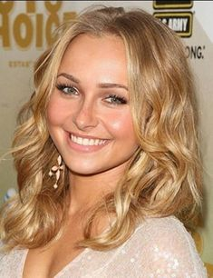 shoulder length hairstyles | Shoulder Length Hairstyles For Round Faces