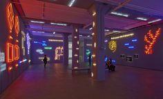 'Agnosia, an Illuminated Ontology' an Installation by Joseph Kosuth | Sean Kelly Gallery | Artsy