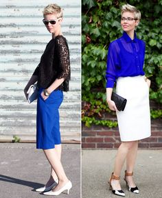 How to mix modern and trendy with classic style | a style interview with Angie