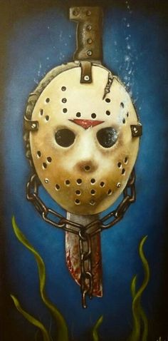 Jason Voorhees-Friday The 13th