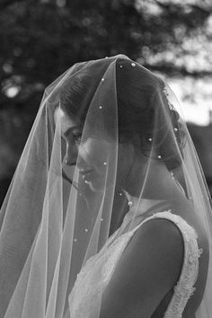 The Theodore pearl chapel wedding veil is a showstopper piece that brings a high fashion feel to a classically styled veil. Understated yet glamorous. Headpiece Wedding, Wedding Veils, Wedding Dresses, Bridal Headpieces, Bridal Hair, Wedding Garters, Hair Wedding, Chapel Wedding, Dream Wedding