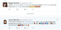 reactii tweet goldman sachs