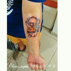 Chef tattoo