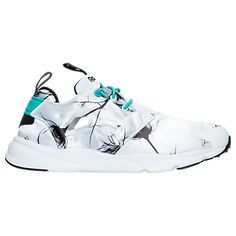 huge discount 87357 39e4c REEBOK WOMEN'S FURYLITE FLORAL PRINT CASUAL SHOES, WHITE. #reebok #shoes #
