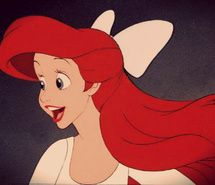 Inspiring picture <3, a pequena sereia, ariel, childhood. Resolution: 500x371 px. Find the picture to your taste!
