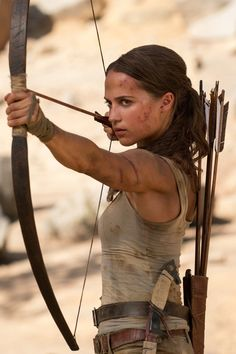 These 3 Workouts Helped Alicia Vikander Sculpt Her Insane Washboard Abs For Tomb Raider