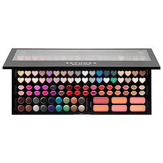 Beautiful Crush Blockbuster Palette - SEPHORA COLLECTION   Sephora   @giftryapp