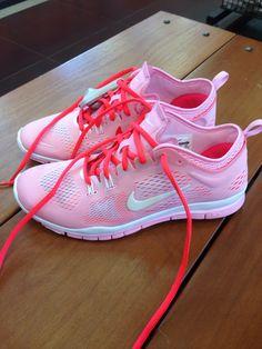 Pink nikes